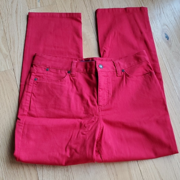 RED TALBOTS HERITAGE PANTS 10